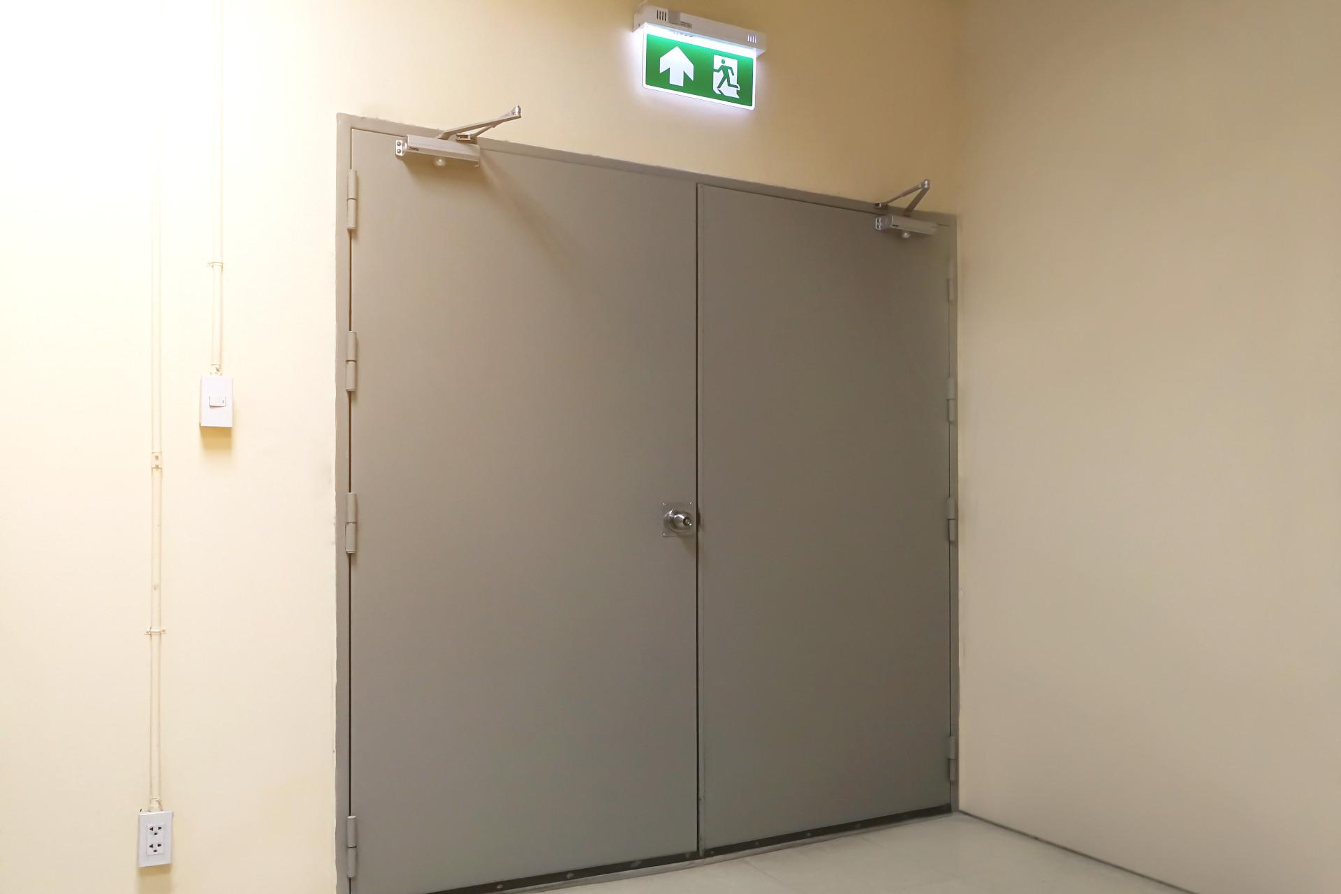Brandschutztüre Sicherheitsschlosser.at